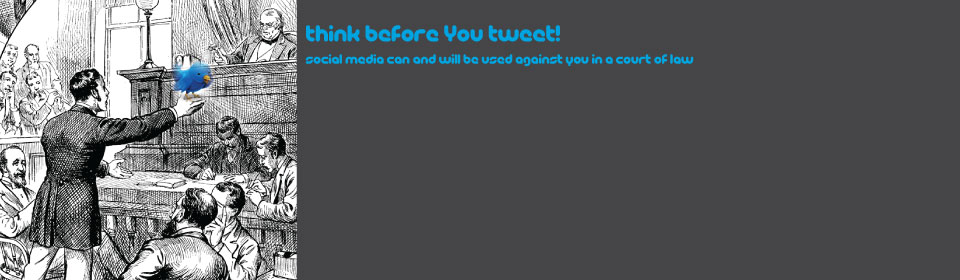 Think Before You Tweet!