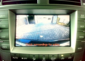 Backup Camera Requirement