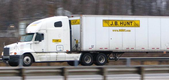 J.B. Hunt Truck Accident Attorney