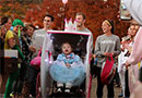 Cinderella Costume for Kids with Cerebral Palsy