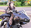 Toothless Costume for Children with Cerebral Palsy