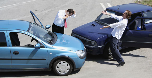 Toughing Out a Car Accident Injury