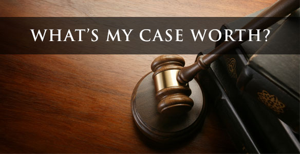 Calculate Value of a Personal Injury Lawsuit