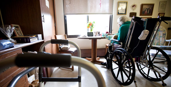 Nursing Home Abuse Underreported